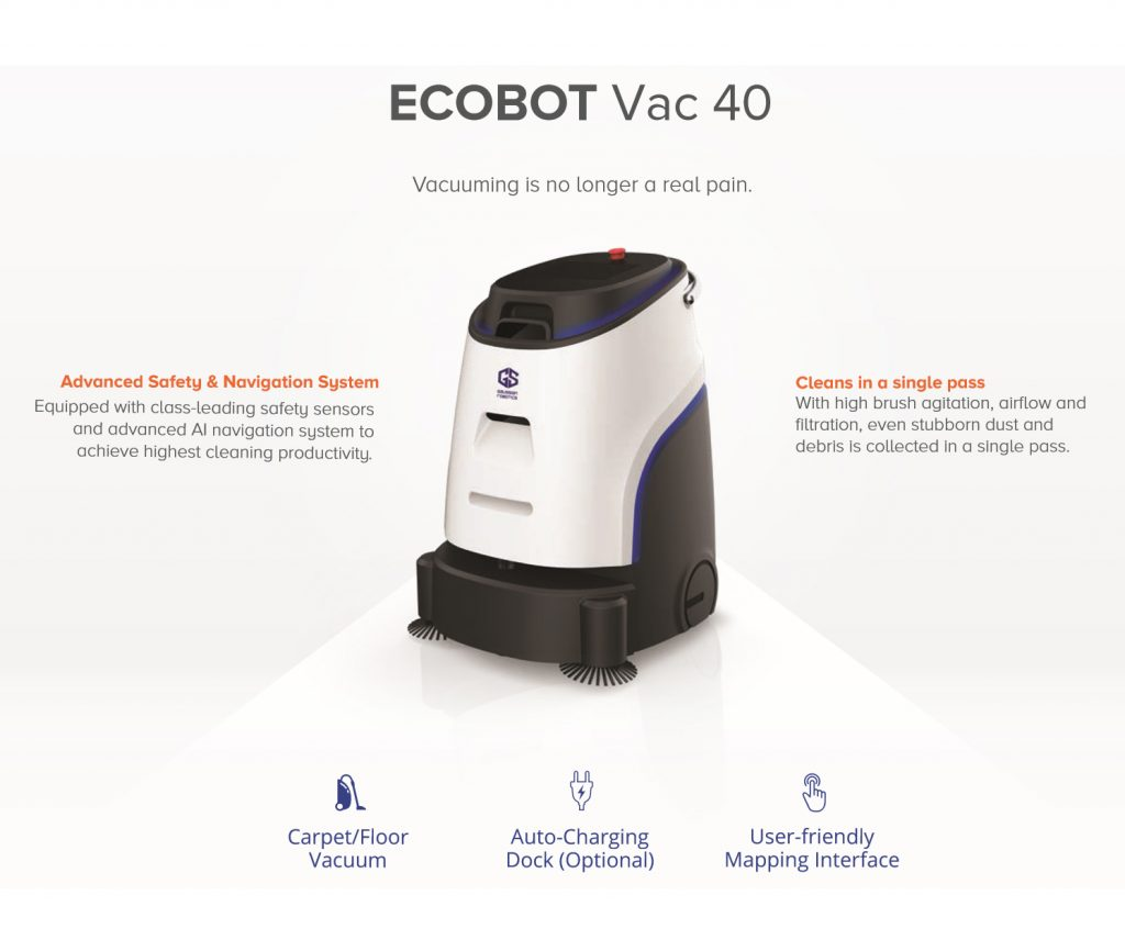 Vac 40 features video
